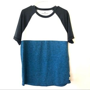 American Eagle Outfitters Flex Colorblock T-shirt